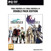 Final Fantasy Double Pack Edition (FF III & FF IV) PC Game