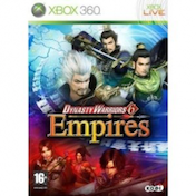 Dynasty Warriors 6 Empires Game Xbox 360