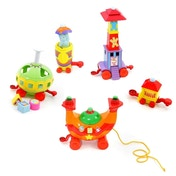 Ex-Display In The Night Garden Ninky Nonk Musical Activity Train Used - Like New