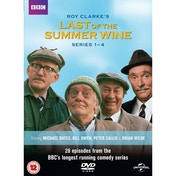 Last Of The Summer Wine: Series 1-4 DVD