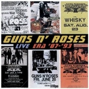 Guns N' Roses Live Era 1987-1993 CD