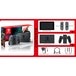 Nintendo Switch Console with Grey Joy-Con Controllers - Image 6