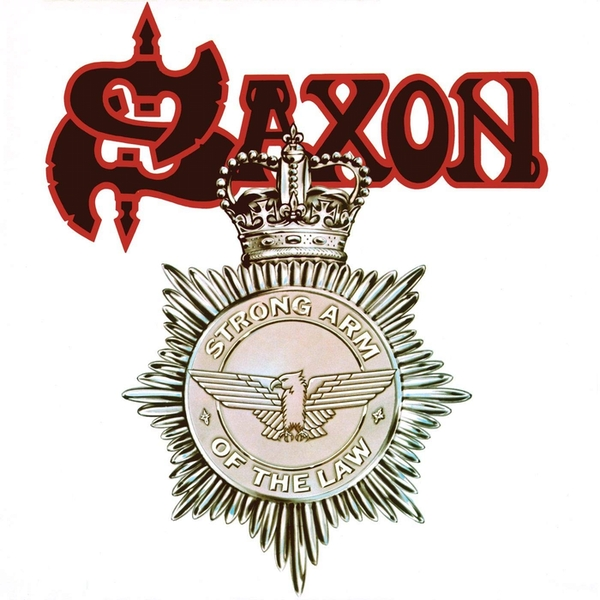 Saxon - Strong Arm Of The Law Vinyl