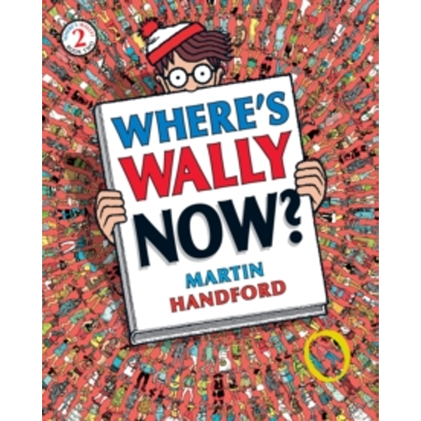 Where's Wally Now? by Martin Handford (Paperback, 2007)