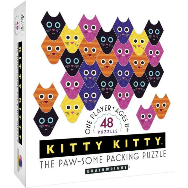 Kitty Kitty Paw-Some Packing Puzzle