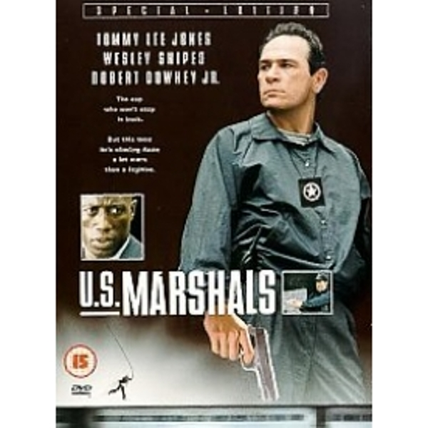 U.S. Marshals DVD