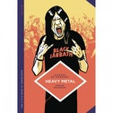 Little Book Of Knowledge  Heavy Metal Hardcover