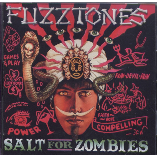 The Fuzztones ‎- Salt For Zombies Vinyl