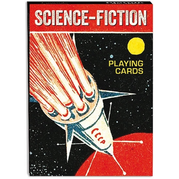 Science-Fiction Collectors Playing Cards