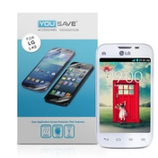 YouSave Accessories LG L40 Screen Protector X 5 - Clear