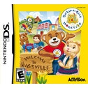 Build-A-Bear Workshop Welcome to Hugsville Game DS