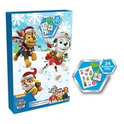 Paw Patrol Advent Calendar with 24 Surprise Gifts