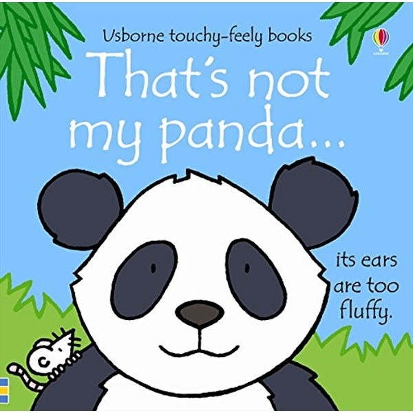 That's Not My Panda by Fiona Watt (Board book, 2012)