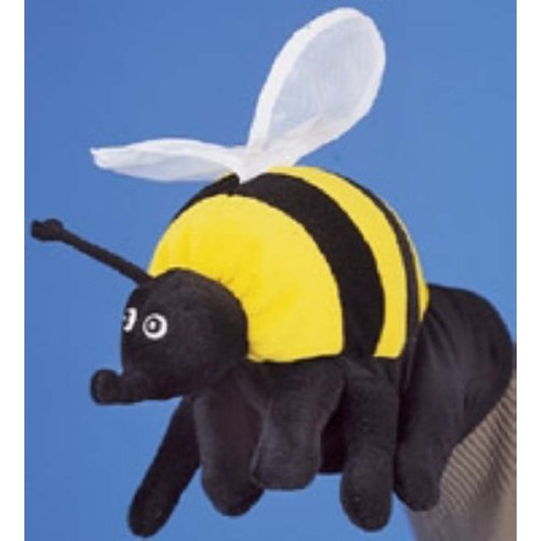 Jolly Phonics Puppet - Bee  2000 Toy