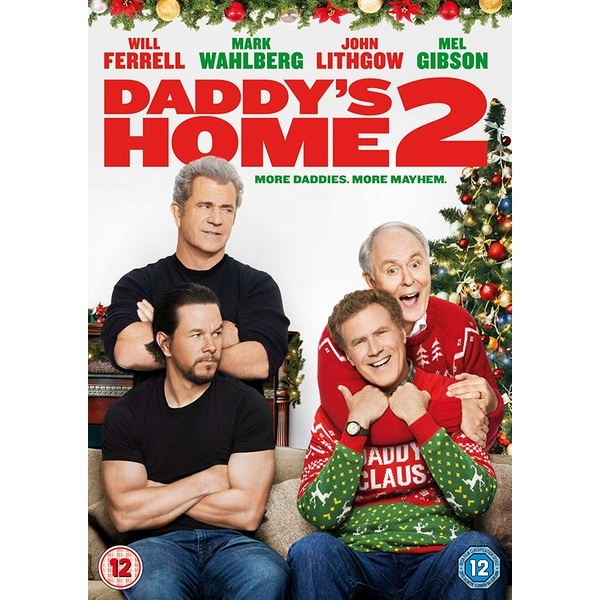 Daddy's Home 2 (2018) DVD