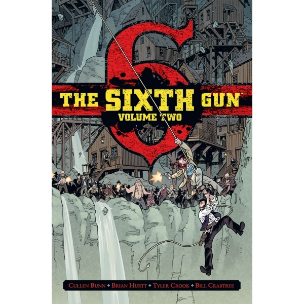 The Sixth Gun Volume 2 Deluxe Edition Hardcover Special Edition