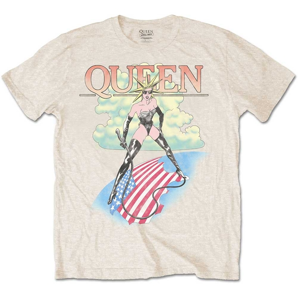 Queen - Mistress Unisex Medium T-Shirt - Neutral