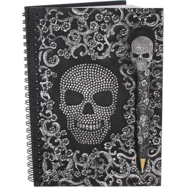 Baroque Notepad