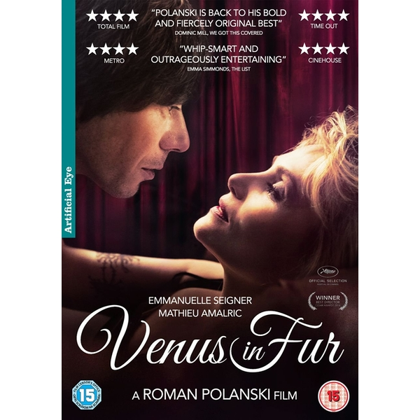 Venus In Fur DVD