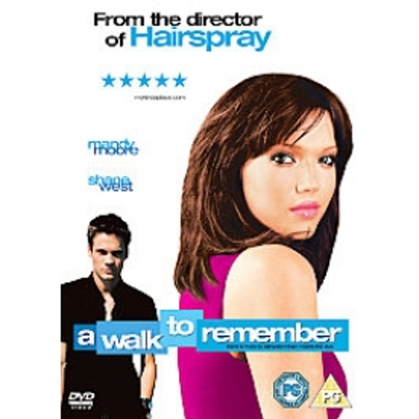 Walk To Remember DVD