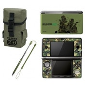 Hori Officially Licensed Metal Gear Solid Snake Eater Nintendo 3DS Accessory Set