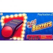 Buzz! Wired Buzzers PS2