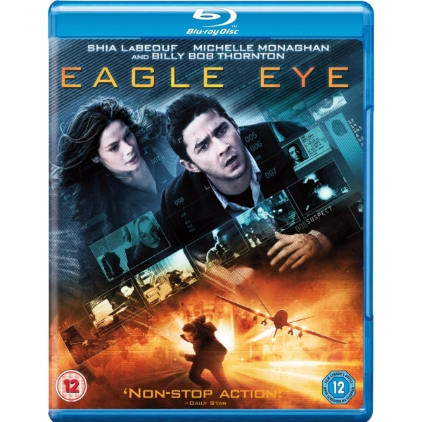 Eagle Eye Blu-ray