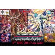 Cardfight Vanguard G TCG: Rondeau of Chaos and Salvation Clan Booster Box (12 Packs)