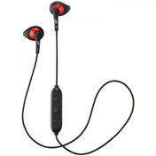 JVC HAEN10BTBE Gumy Sports Wireless Bluetooth In Ear Headphones Black