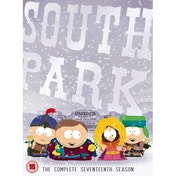South Park Season 17 DVD
