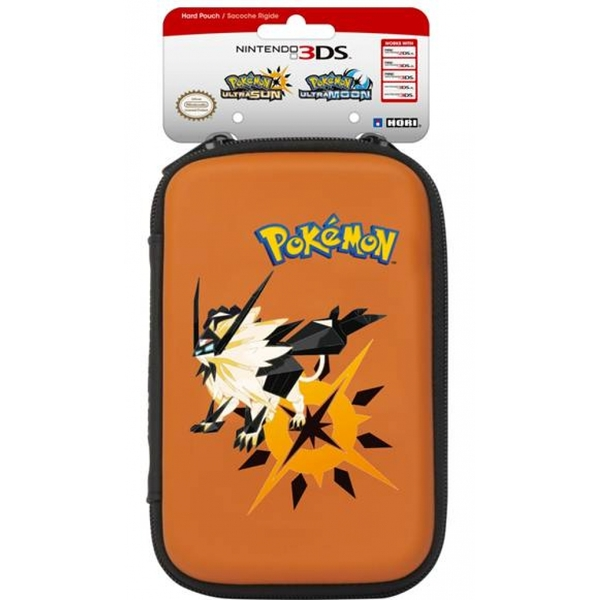 HORI Pokemon Ultra Sun and Moon Hard Pouch (2DS XL\ 3DS XL\ 3DS) - Image 3