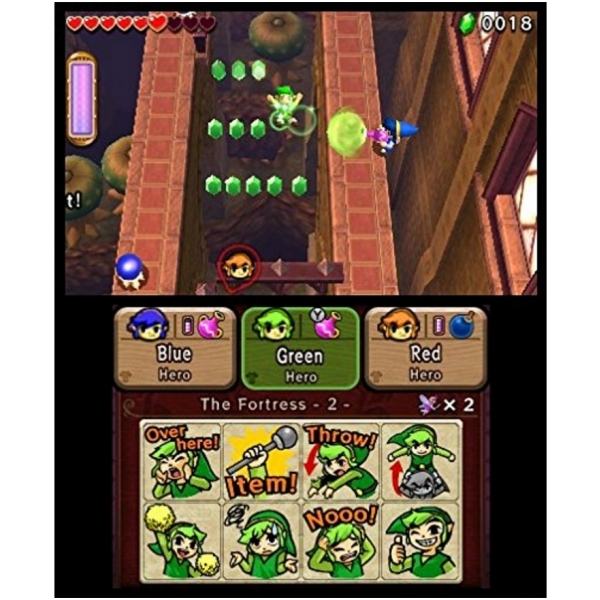 The Legend Of Zelda Triforce Heroes 3DS Game - Image 6