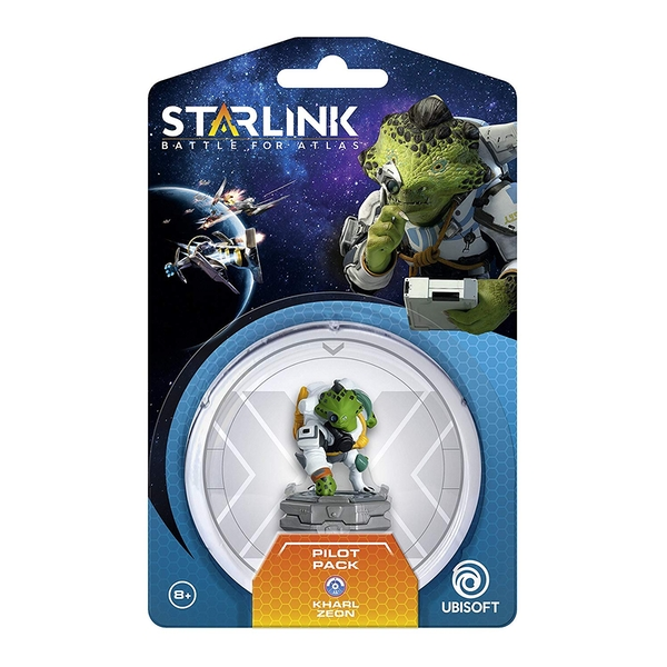Image of Starlink Battle For Atlas Pilot Pack Kharl (PS4, Nintendo Switch and Xbox One)
