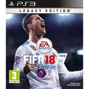 FIFA 18 Legacy Edition PS3 Game [Used]
