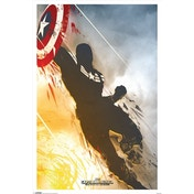Marvel- Captain America - Winter Soldier Maxi Poster
