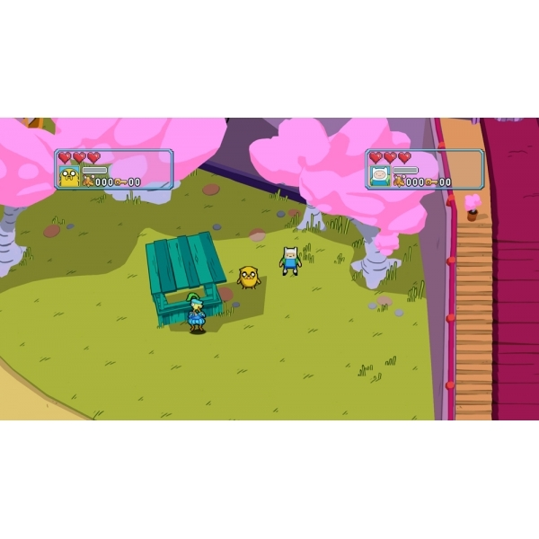 Adventure Time Explore The Dungeon Because I Don't Know Game 3DS - Image 2