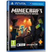 Minecraft PS Vita Game