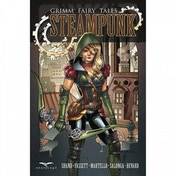 Grimm Fairy Tales Steampunk