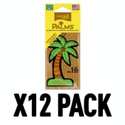 Capistrano Coconut (Pack Of 12) California Scents Palm Hang Outs