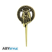 Game Of Thrones - 3D Hand Of King Badge