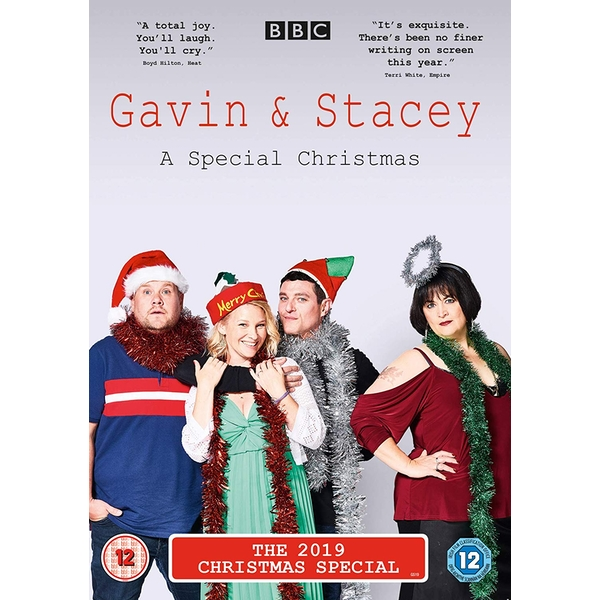Gavin & Stacey: A Special Christmas DVD