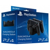 Official Sony PlayStation DualShock 4 Charging Station (EU Plug) PS4