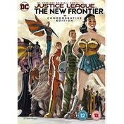 Justice League The New Frontier (Commemorative Edition) DVD