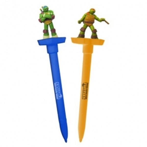Teenage Mutant Ninja Turtles Stylus Twin Pack Leo and Mikey 3DS XL & 3DS