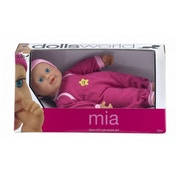 Dolls World - Mia Baby Doll
