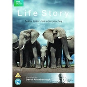 David Attenborough Life Story DVD