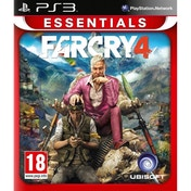 Far Cry 4 (Essentials) PS3 Game
