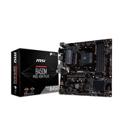 MSI B450M PRO-VDH PLUS motherboard Socket AM4 AMD B450 Micro ATX