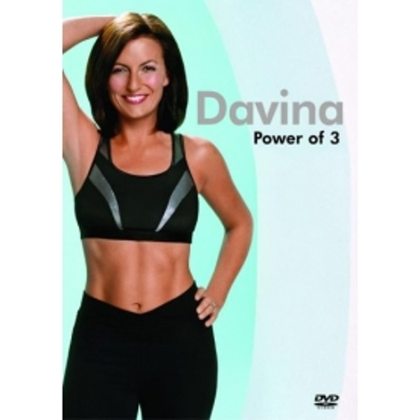 Davina McCall - Power Of 3 DVD