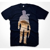 Uncharted 3 Mirage Large T-Shirt